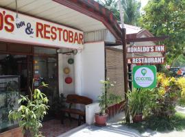 Cocotel Ronaldo's Inn Siargao