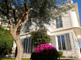 B&B Villa Blanche, B&B in Cannes