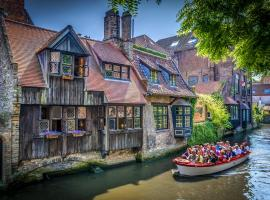 B&B Exclusive Guesthouse Bonifacius, hotel near Minnewater, Bruges