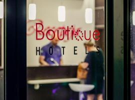 Boutique Hotel's III