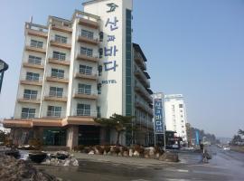 베니키아 호텔 산과바다 양양