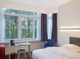 Argus Hotel Brussels