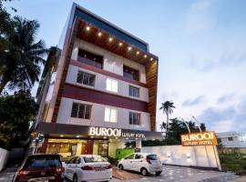 Burooj Hotel, accessible hotel in Cochin