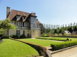 Les Manoirs des Portes de Deauville, hotel in Deauville