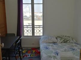 appartement centre paris