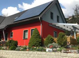 Fewo Ehrlich Sächs. Schweiz