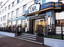 Earl Of Doncaster Hotel, hotel in Doncaster