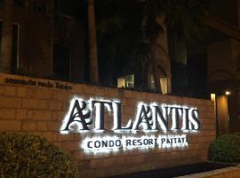 Jomtien Second Rd Апартаменты Atlantis
