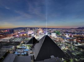 Luxor, boutique hotel in Las Vegas