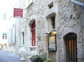 Logis Hotel le Prieuré