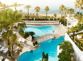 Puente Romano Beach Resort, hotel in Marbella