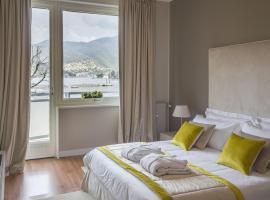Como Lake Suites, hotel near Como Funicular, Como