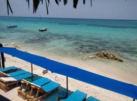 Playa Arrecifes Cabaña