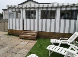 MOBIL HOME Camping 4*Les Charmettes