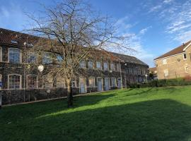 Superb Peaceful 1 bed apartment in St George.