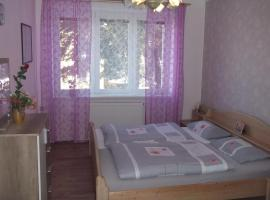 Apartment in resort area of Teplice