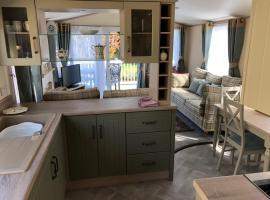 New 2019 riverside static caravan