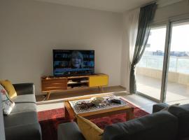 עכו דירה חדשה ליד הים- Akko-brand new apartment