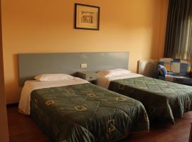 Hotel Baccus, hotel en O Carballiño
