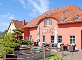 Das kleine Hotel und Ferienwohnung