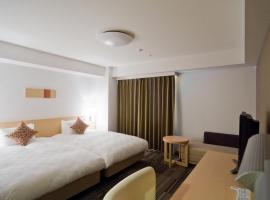 Daiwa Roynet Hotel Osaka-Uehonmachi, hotel in Osaka