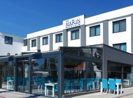My Marin Otel, מלון בטורגוטריס