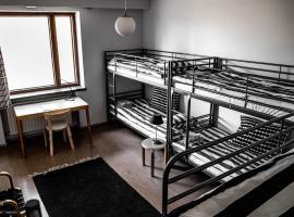 Säynätsalo Town Hall Apartment NEMO