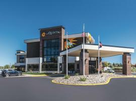 La Quinta by Wyndham Colorado Springs North, hotel with jacuzzis in Colorado Springs