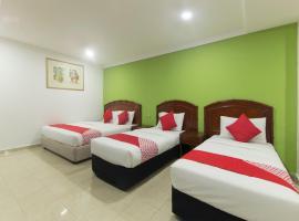 OYO 805 Hotel Run Star Near Hospital Kuala Lumpur