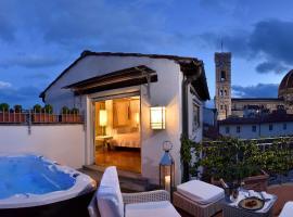 Brunelleschi Hotel, отель во Флоренции