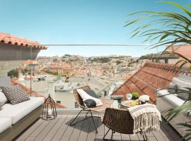 The Lumiares Hotel & Spa - Small Luxury Hotels Of The World, Ferienwohnung in Lissabon