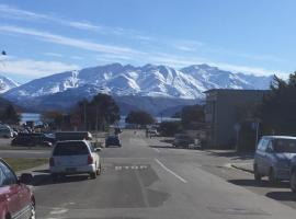 Wanaka-The lake and town at your door