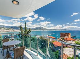 Alanya Castle Apartment with Stunning View 14