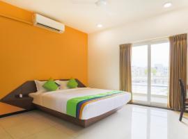 Treebo Trend Rohini Service Apartments