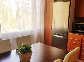 Boutique hotel Sawohouse, hotel in Kuopio