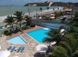 Flat In-Sonia 2 - No Apart Hotel Ponta Negra Beach
