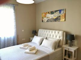 Odyseia Apartments at the Center of Chania, self catering accommodation in Chania Town