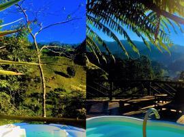 Pousada Magia da Montanha, hotel in Visconde De Maua