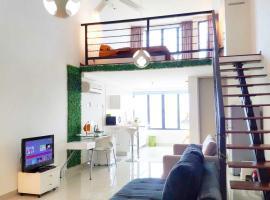 Private Apartment @ Subang Garden Loft