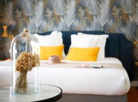 Hotel Balanea, hotel near Calvi – Sainte-Catherine Airport - CLY,