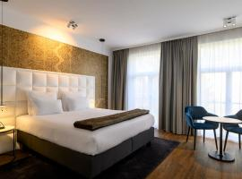 Lit d'Art Exclusive Boutique Hotel, Hotel in Antwerpen