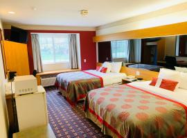 Ramada Limited and Suites Bloomington, hotel near Central Illinois Regional Airport - BMI, Bloomington
