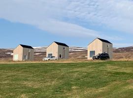 Sunnuhlid houses