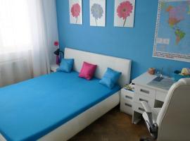 Cozy Blue Room Prešov