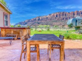 4 Bed 2 Bath Vacation home in Arches National Park