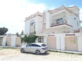 Nila & Algia Villa