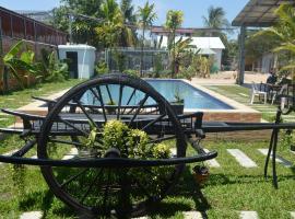 Belly Hostel Siem Reap