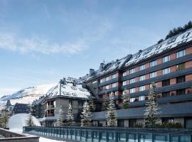 Los 10 mejores hoteles de 5 estrellas de Pirineos, España ...
