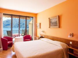 Hotel Nassa Garni, hotel in Lugano