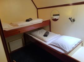 Hotelschip admiraal van kinsbergen